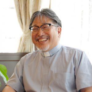 アシュラムセンター榎本恵主幹牧師