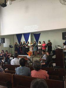 ルージラモス教会日曜礼拝